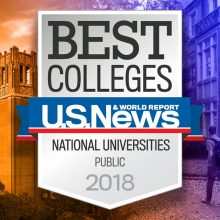 US News ranks UF a Top 10 university