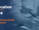 Top 10 education, online. Learn from award-winning faculty on your schedule
