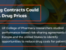 Slide image for risk-sharing drug prices article
