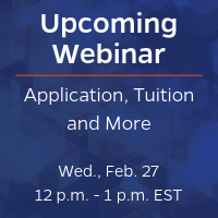 Upcoming webinar, February 27, Noon to one p.m. Eastern time