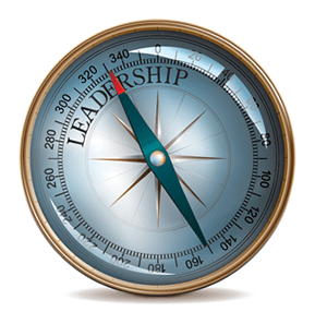 Leadership Compass graphic