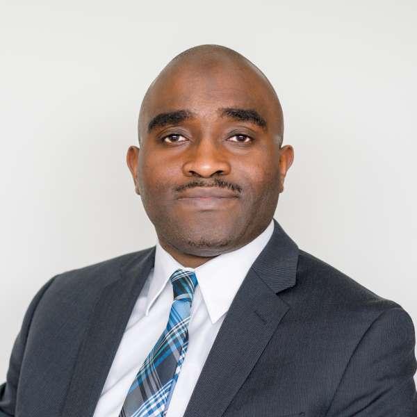 Dr. Karam Diaby headshot