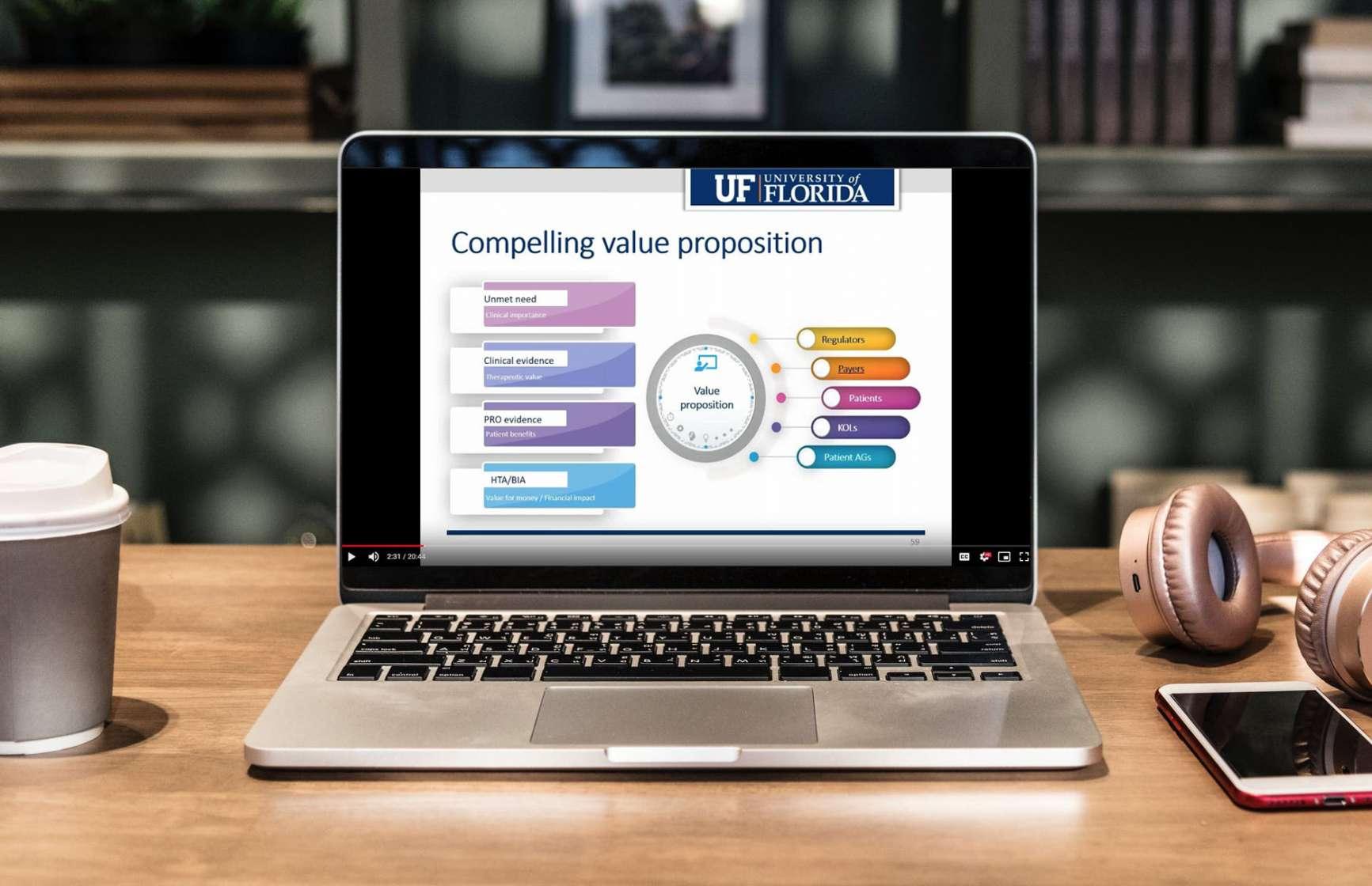 Applied Pharmacoeconomics Track Webinar